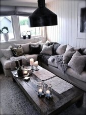 Stunning Rustic Living Room Design Trends and Ideas (37)