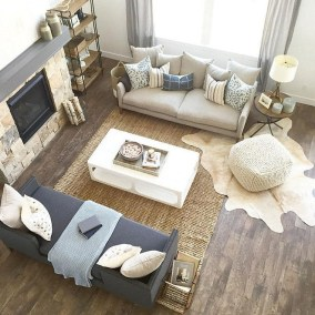 Stunning Rustic Living Room Design Trends and Ideas (38)
