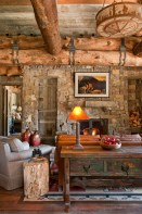 Stunning Rustic Living Room Design Trends and Ideas (7)