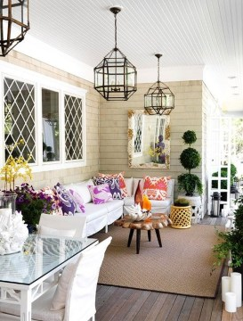 Wonderful Farmhouse Backyard Deck Design Ideas Remodels (38)