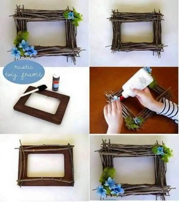 Unique Twig Frame