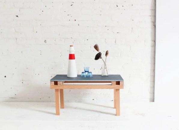 Speedy and Stylish DIY Coffee Table