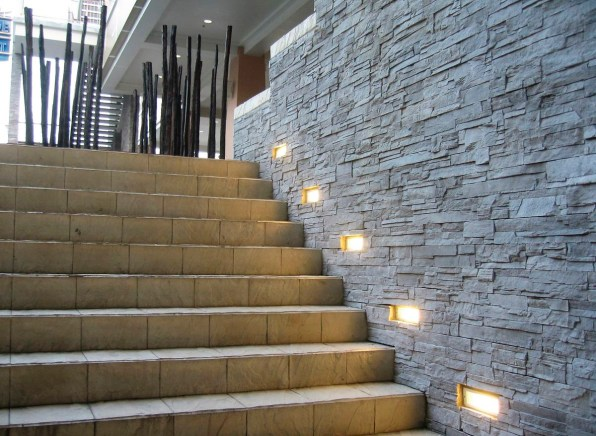 Recessed Lights for Stairway