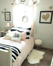 + 15 Essential Things For Grey And White Bedroom Ideas Teen Girl Rooms Gray 68