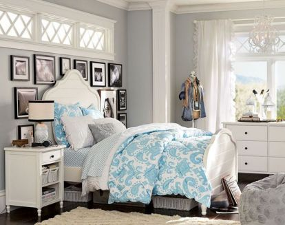 + 15 Essential Things For Grey And White Bedroom Ideas Teen Girl Rooms Gray 81