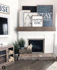 + 17 Reason You Didn't Get Living Room Ideas Rustic Farmhouse Style Paint Colors 16