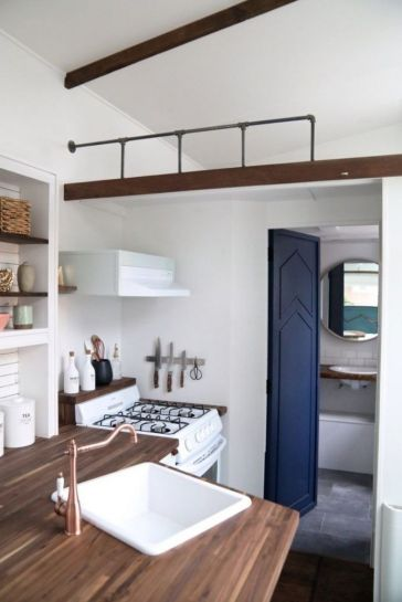 +17 Trends You Need To Know Kitchen Dining Room Small Tiny House 39