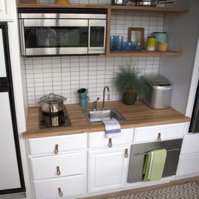+17 Trends You Need To Know Kitchen Dining Room Small Tiny House 53