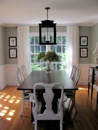 + 26 Secrets To Dining Room Ideas Farmhouse Paint Colors 73