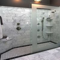 +31 Essential steps to master shower ideas no door walk in