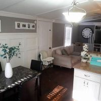 40+ A Guide to Trailer Living Room Ideas Single Wide - Small Spaces