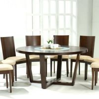 48 + Who Else Wants To Learn About Round Dining Table For 8 Modern Chairs
