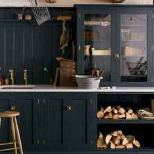 +41 To Consider For Farmhouse Kitchen Cabinets Design Ideas 46