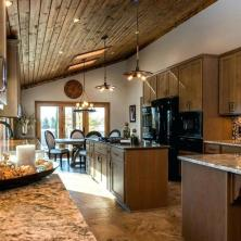 +41 To Consider For Farmhouse Kitchen Cabinets Design Ideas 59