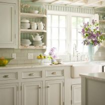 41+ What You Need To Know About Cucina Shabby Chic French Country Farmhouse Kitchens 2