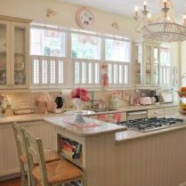 41+ What You Need To Know About Cucina Shabby Chic French Country Farmhouse Kitchens 25