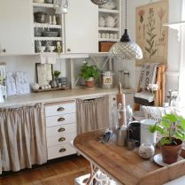 41+ What You Need To Know About Cucina Shabby Chic French Country Farmhouse Kitchens 4