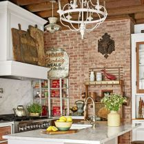 41+ What You Need To Know About Cucina Shabby Chic French Country Farmhouse Kitchens 70