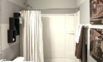42 Getting Smart With Small Bathroom Ideas Decorating Inspiration Shower Curtains 105