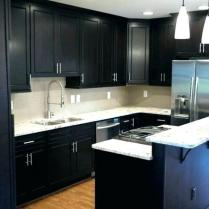+44 Finding Dark Kitchen Cabinets And Light Granite 130