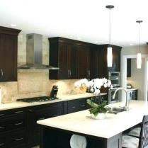 +44 Finding Dark Kitchen Cabinets And Light Granite 31