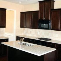 +44 Finding Dark Kitchen Cabinets And Light Granite 34