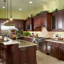 44 What The Pros Are Not Saying About Cherry Wood Kitchen Cabinets 4