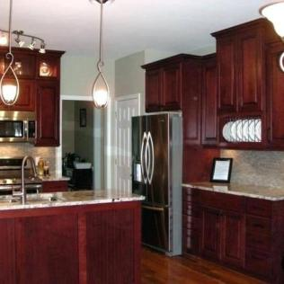 44 What The Pros Are Not Saying About Cherry Wood Kitchen Cabinets 44