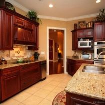 44 What The Pros Are Not Saying About Cherry Wood Kitchen Cabinets 6
