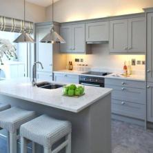 +45 White Shaker Kitchen Cabinets Countertops No Longer A Mystery 104