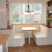 +46 Most Popular Ways To Breakfast Nook Ideas For Your Small Kitchen 11