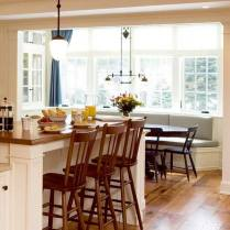 +46 Most Popular Ways To Breakfast Nook Ideas For Your Small Kitchen 113
