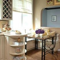 +46 Most Popular Ways To Breakfast Nook Ideas For Your Small Kitchen 30