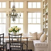 +46 Most Popular Ways To Breakfast Nook Ideas For Your Small Kitchen 42
