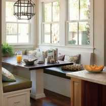 +46 Most Popular Ways To Breakfast Nook Ideas For Your Small Kitchen 43