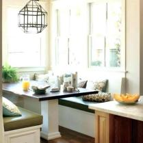 +46 Most Popular Ways To Breakfast Nook Ideas For Your Small Kitchen 48