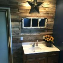 46+That Will Motivate You Farmhouse Bathroom Colors Rustic 14