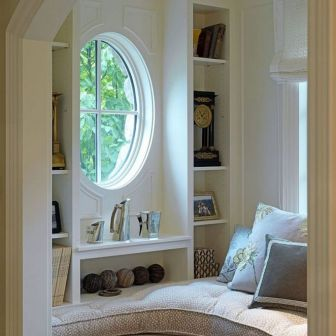35 + Corner Window Seat Ideas And What You Should Be Doing Today 60