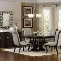 +37 Create A Comfortable Dining Room 255