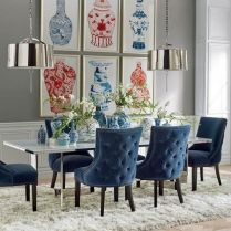 +37 Create A Comfortable Dining Room 79
