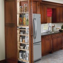 39+ Inspiring Kitchen Cabinet Organization Ideas 62