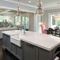 +43 White Colors Of Stone Countertops Ideas 1
