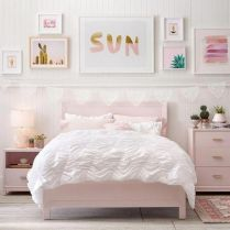 35 We Love Dream Rooms For Teens Girls Bedrooms Wall Art 121