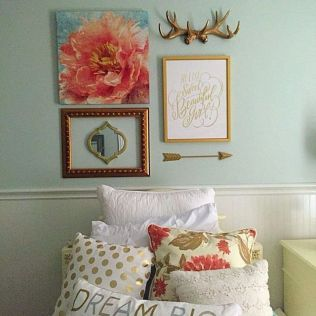 35 We Love Dream Rooms For Teens Girls Bedrooms Wall Art 150