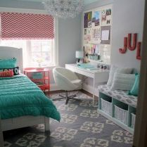 35 We Love Dream Rooms For Teens Girls Bedrooms Wall Art 9