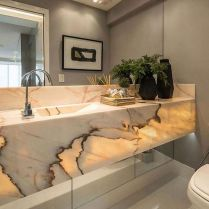 40 Awesome Marble In Shower Design Ideas To Inspire You 58