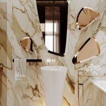 40 Awesome Marble In Shower Design Ideas To Inspire You 76