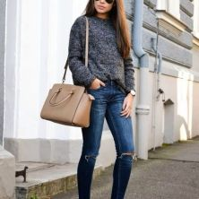 What Everyone Does When It Comes To Fall Outfits For Teen Girls For School Casual Jeans 133