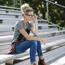 What Everyone Does When It Comes To Fall Outfits For Teen Girls For School Casual Jeans 187