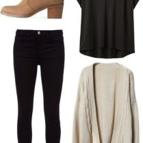 What Everyone Does When It Comes To Fall Outfits For Teen Girls For School Casual Jeans 49